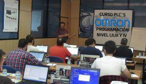 curso plc omron  300x174 - T2S-SIAPA celebro en pasado 22 y 23 mayo unas nuevas jornadas formativas orientadas a la programación de PLC´s