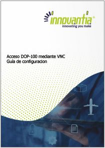 Acceso DOP 100 por VNC - Manuales Innovantia