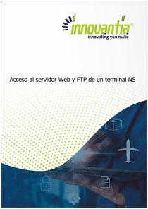 Acceso al servidor Web y FTP de un terminal NS - Manuales Innovantia