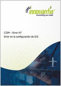 CJ2M Erro H7 Error en la configuracion ES - Manuales Innovantia