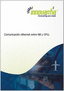 Comunicacion Ethernet entre NB y CP1L - Manuales Innovantia