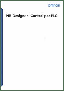 NB Designer Control por PLC - Manuales Omron