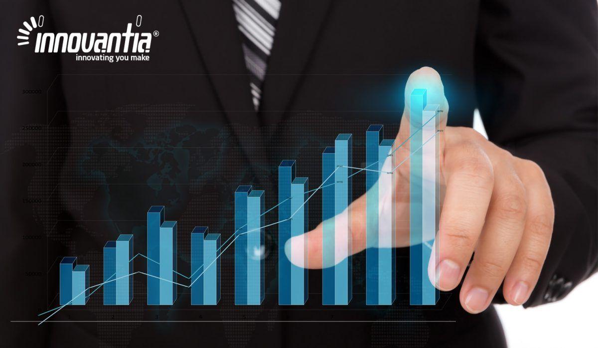 Crecimiento en ventas Innovantia® |  DISTRIBUCIÓN