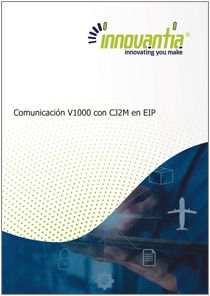 Comunicaciones EIP V1000 con CJ2M  - Manuales Innovantia