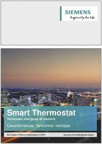Termostato - Manuales Siemens